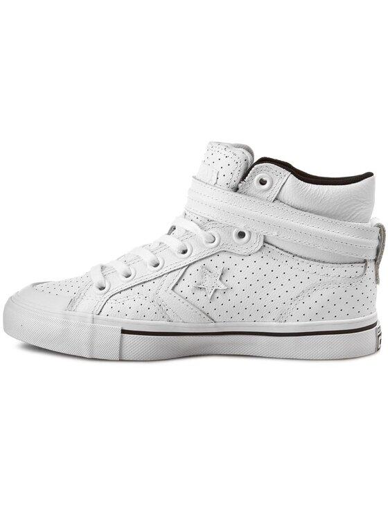 Converse Converse Sneakersy Pro Blaze Plus Mid 151331C Biały
