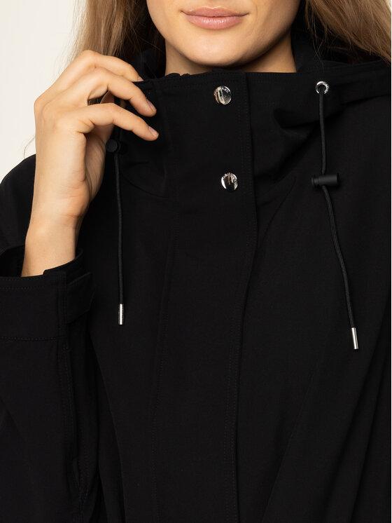 Calvin Klein Calvin Klein Parka Tie Waist K20K201571 Μαύρο Regular Fit