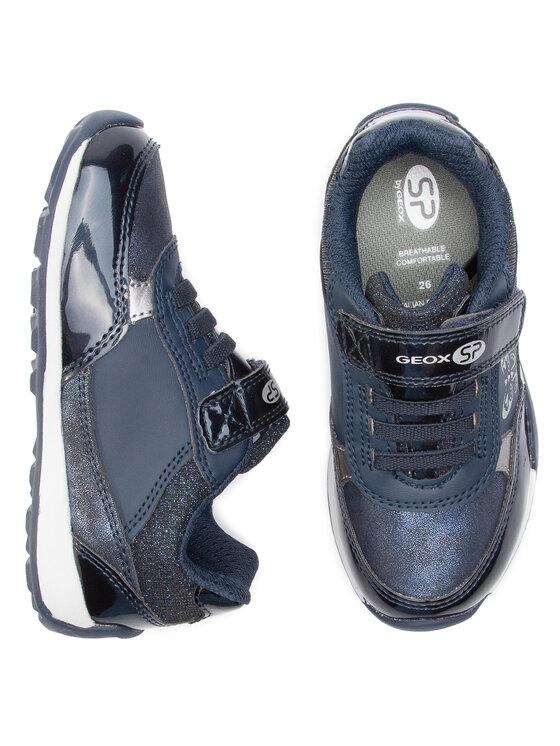 Geox Geox Sneakers J N. Jocker G. A J94G2A 0HIPV C4201 M Dunkelblau