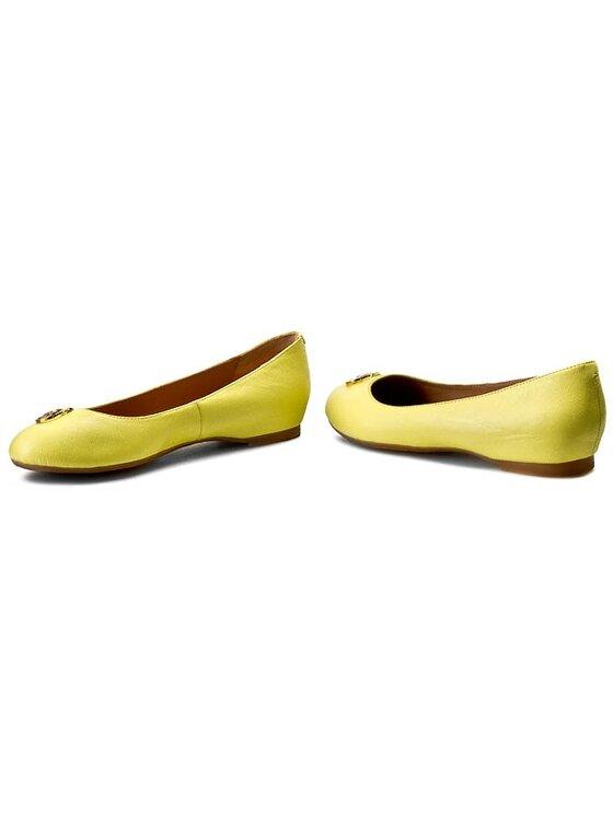 Armani Jeans Armani Jeans Μπαλαρίνες A5528 29 59 Κίτρινο