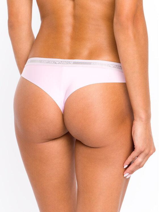 Emporio Armani Underwear Emporio Armani Underwear Brazílske nohavičky 162948 9P235 01372 Ružová