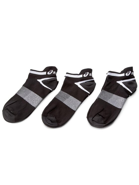 Asics Asics da uomo 3 Ppk Lyte Sock 123458 Nero