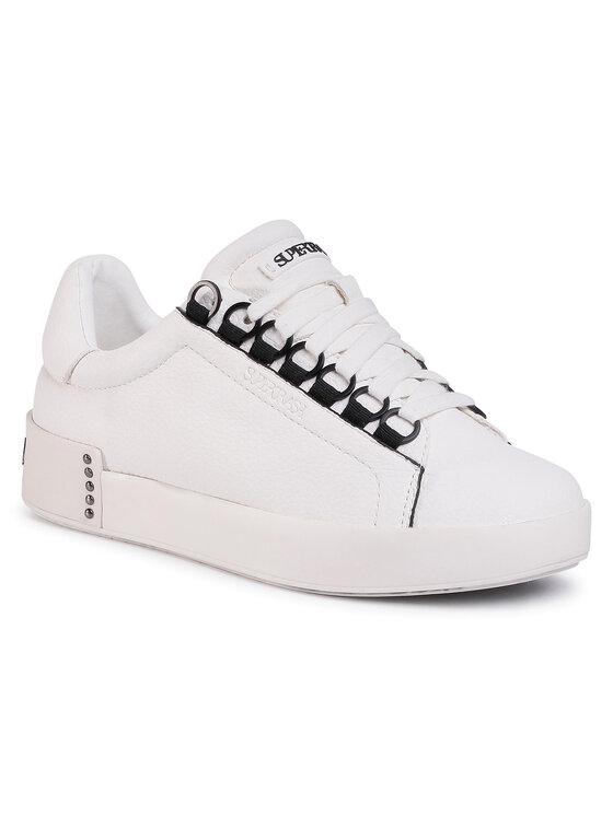 SuperTrash Laisvalaikio batai Lina Ced W 2011 001505 Balta