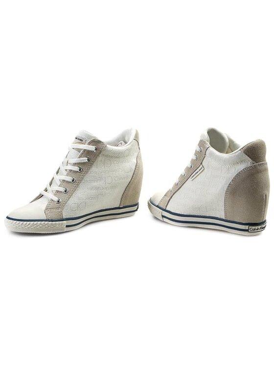 Calvin Klein Jeans Calvin Klein Jeans Sneakers RE8969 Blanc