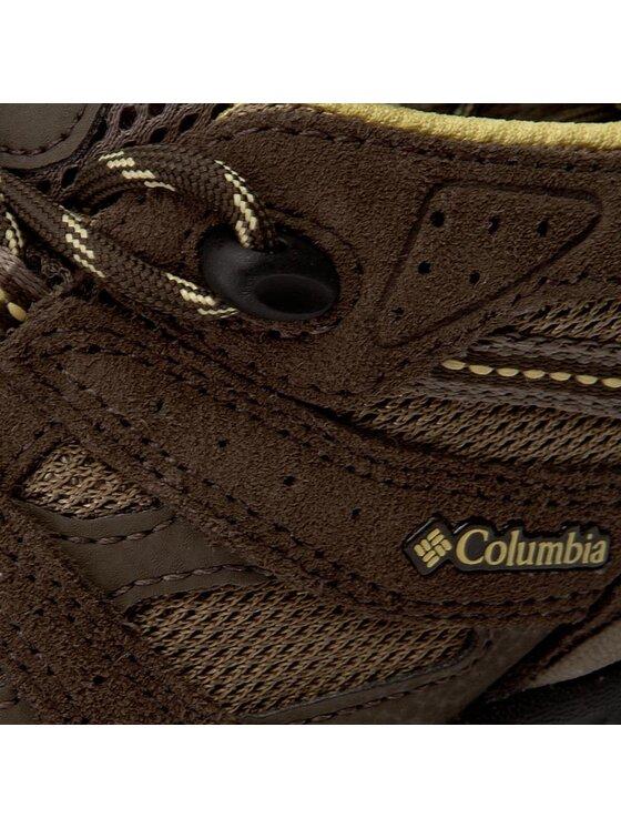 Columbia Columbia Trekkingi Redmond Waterproof BL3947 Brązowy
