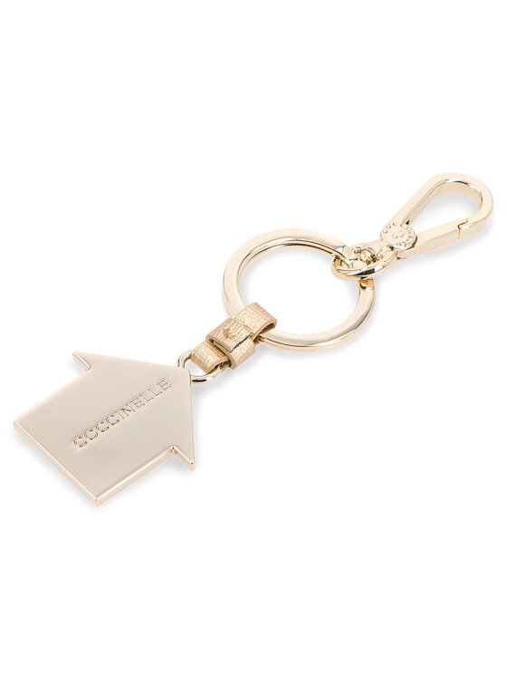 Coccinelle Coccinelle Brelok CZ4 Charms E2 CZ4 41 R9 04 Złoty
