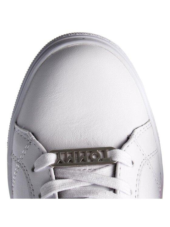 Tommy Hilfiger Tommy Hilfiger Сникърси Star Essential Sneaker FW0FW03222 Бял
