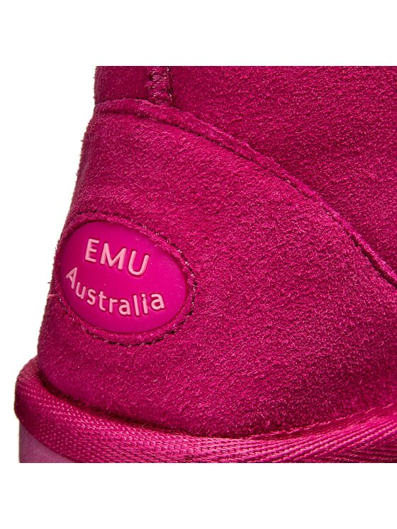 EMU Australia EMU Australia Boty Wallaby Lo K10102 Růžová