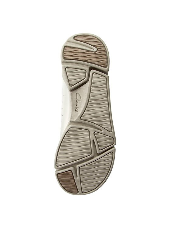 Clarks Clarks Sneakersy Tri Abby 261194924 Biela
