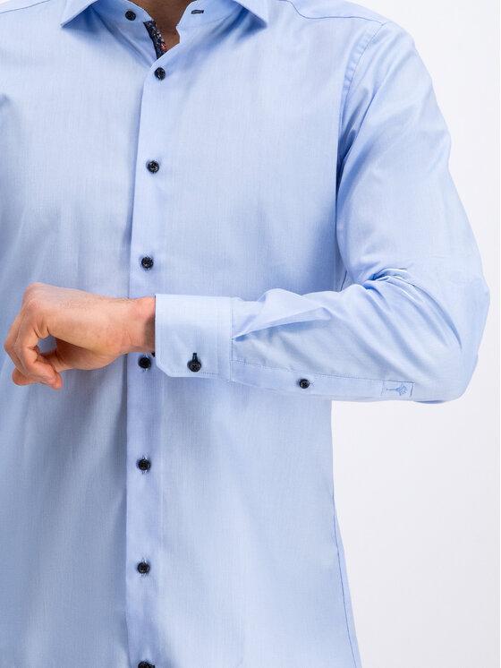 JOOP! Joop! Camicia 30017060 Blu Slim Fit