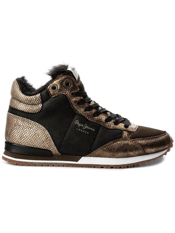 Pepe Jeans Pepe Jeans Sneakers Gable Fur Bootie PLS30567 Goldfarben