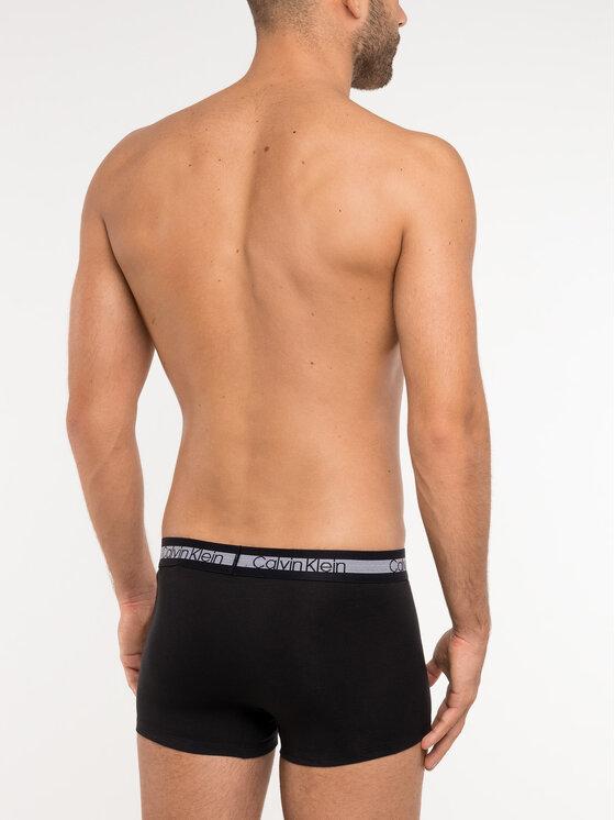 Calvin Klein Underwear Calvin Klein Underwear Σετ 3 ζευγάρια μποξεράκια 000NB1799A Μαύρο Regular Fit