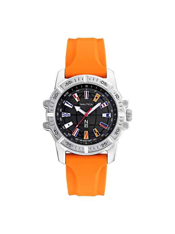 Nautica Laikrodis N83 Garda Cup NAPGCS003 Oranžinė