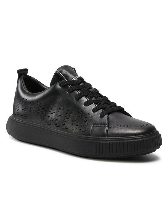 Bikkembergs Laisvalaikio batai Cassio B4BKM0153 Juoda