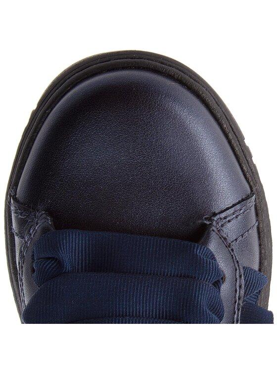 Geox Geox Sneakersy J Discomix G. A J847YA 000NF C4002 S Tmavomodrá