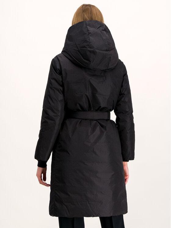 Hetregó Hetregó Płaszcz zimowy Brianna 8H635 19W008 Czarny Regular Fit