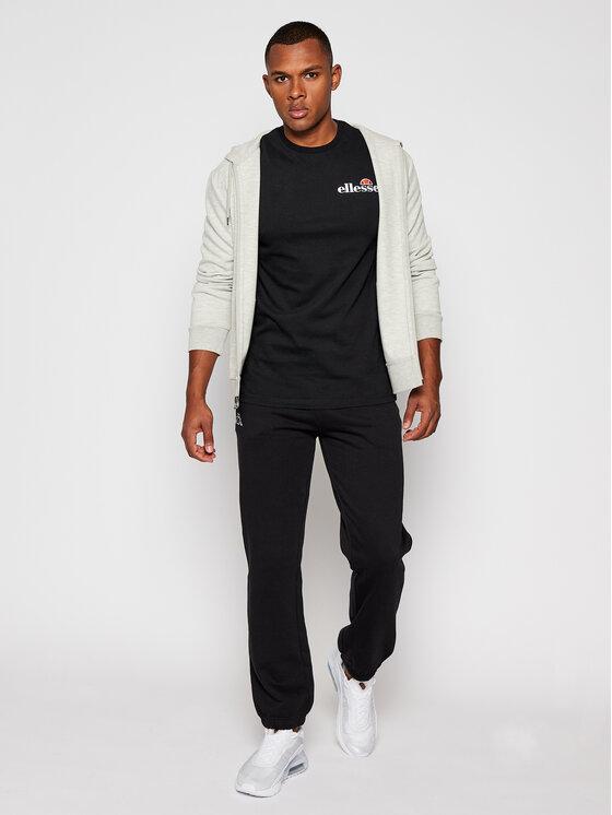 Ellesse Ellesse T-Shirt Voodoo Tee SHB06835 Czarny Regular Fit