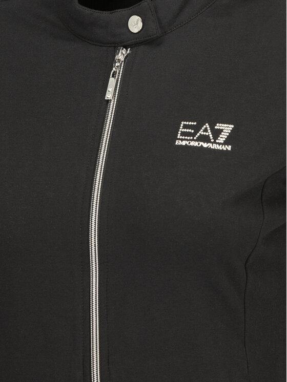 EA7 Emporio Armani EA7 Emporio Armani Jogginganzug 3GTV78 TJ31Z 1200 Schwarz Regular Fit