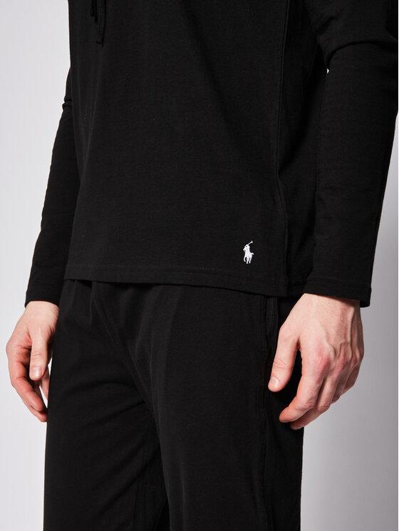 Polo Ralph Lauren Polo Ralph Lauren Longsleeve 714706765 Czarny Regular Fit