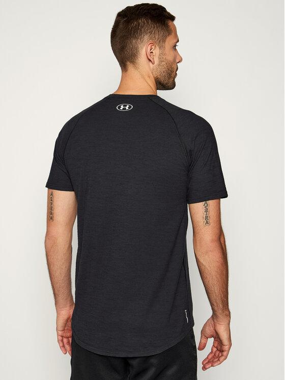 Under Armour Under Armour T-Shirt UA Charged 1351570 Černá Regular Fit