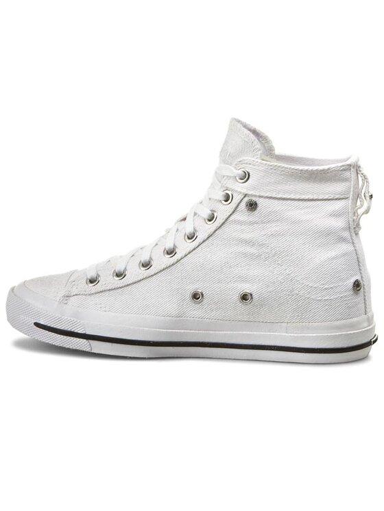 Diesel Diesel Sneakersy Exposure IV W Y00638 P0883 T1003 Biały