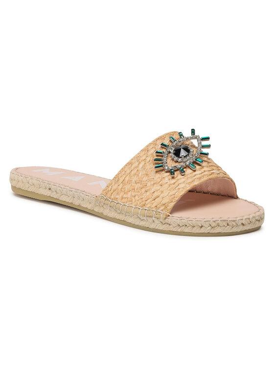 Manebi Espadrilės Flat Sandals G 5.0 Js Smėlio