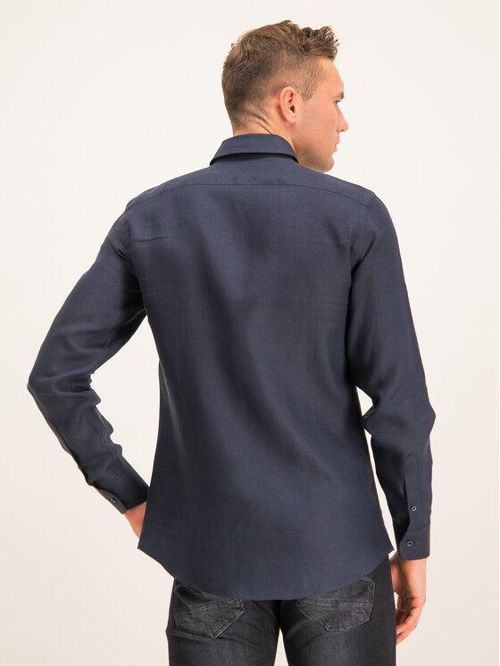 Trussardi Trussardi Camicia Shirt Close Fit Miami 52C00075 Blu scuro Close Fit