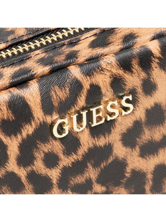 Guess Guess Kosmetyczka Lalie Accessories PWLALI P1173 Brązowy
