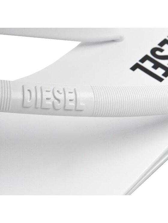 Diesel Diesel Infradito Flippy PR184-T1003 Bianco