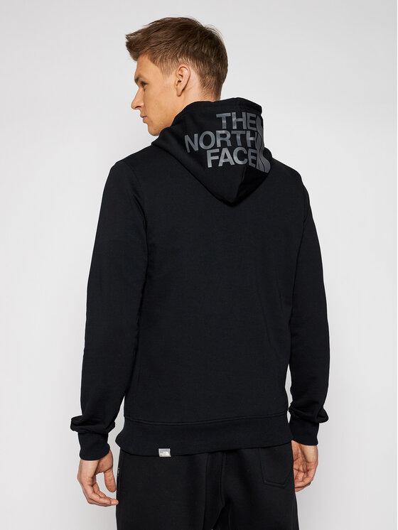 The North Face The North Face Bluza Seasonal Drew Peak NF0A2S57JK31 Czarny Regular Fit