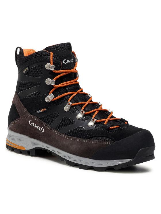 Aku Turistiniai batai Trekker Pro Gtx GORE-TEX 844 Juoda
