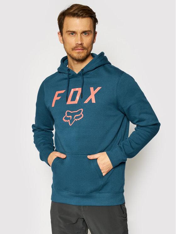 Fox Racing Džemperis Legacy Moth 20555 Mėlyna Regular Fit
