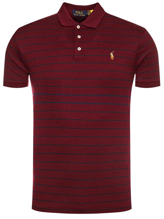 Polo Ralph Lauren Polo Ralph Lauren Polo Classics 710755892017 Μπορντό Slim Fit