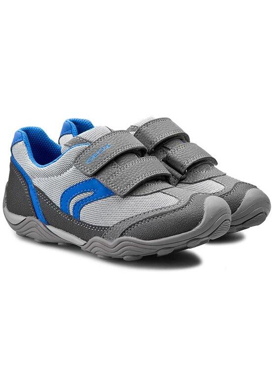 Geox Geox Pantofi J Arno B J42F0B 014CE C0069 Gri