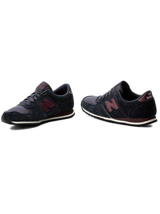 New Balance New Balance Sneakersy U420PNB Tmavomodrá