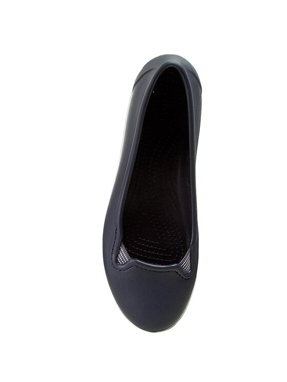 Crocs Crocs Обувки Citilane Flat W 202923 Тъмносин