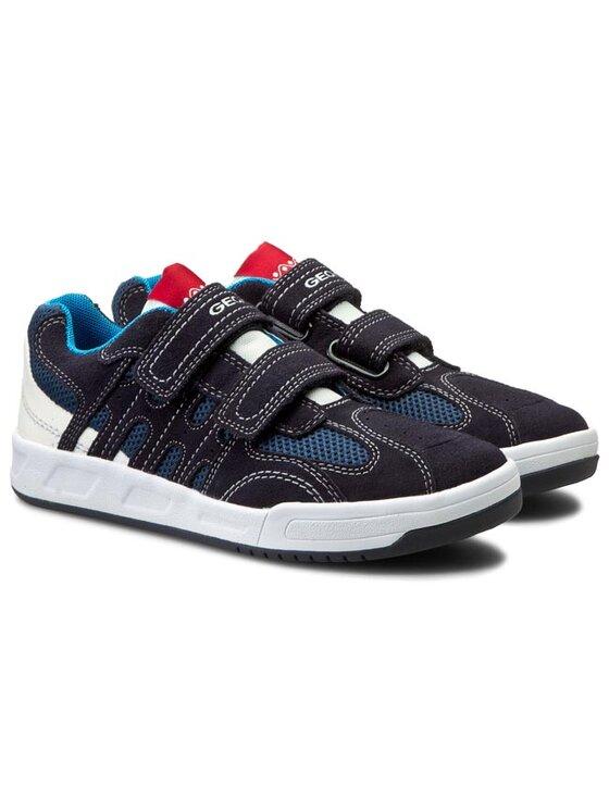 Geox Geox Sneakersy J Rolk B. A J620SA 01422 C0836 Tmavomodrá