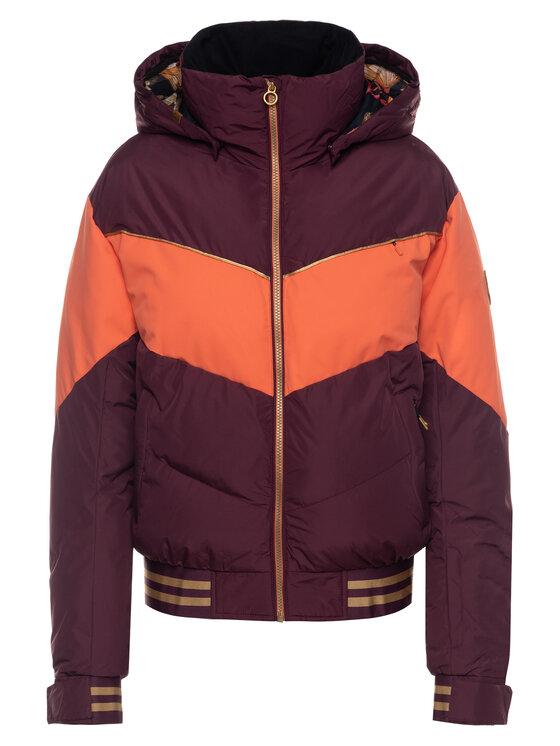 Roxy Roxy Сноуборд яке Taorah Bright Summit ERJTJ03216 Виолетов Regular Fit