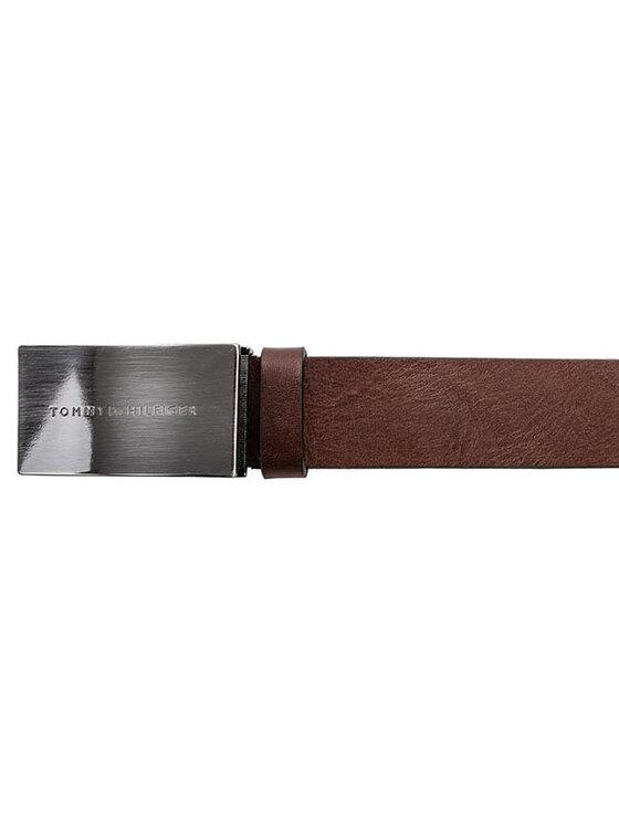Tommy Hilfiger Tommy Hilfiger Мъжки колан Walker Belt I BM56923388 212 Кафяв