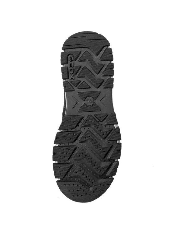 Geox Geox Sneakersy U Delray B U54A7B 04622 C9999 Čierna
