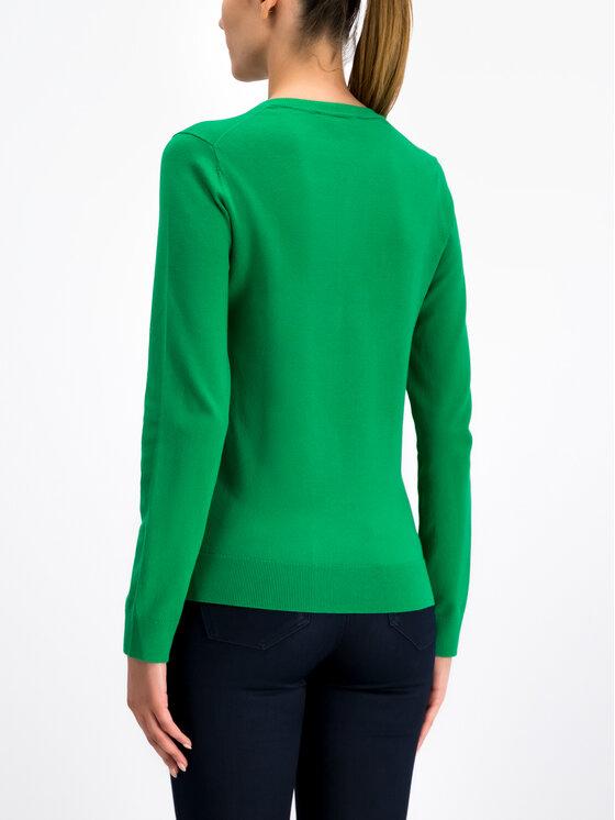 Tommy Hilfiger Tommy Hilfiger Sweater New Ivy 1M87650121 Zöld Regular Fit