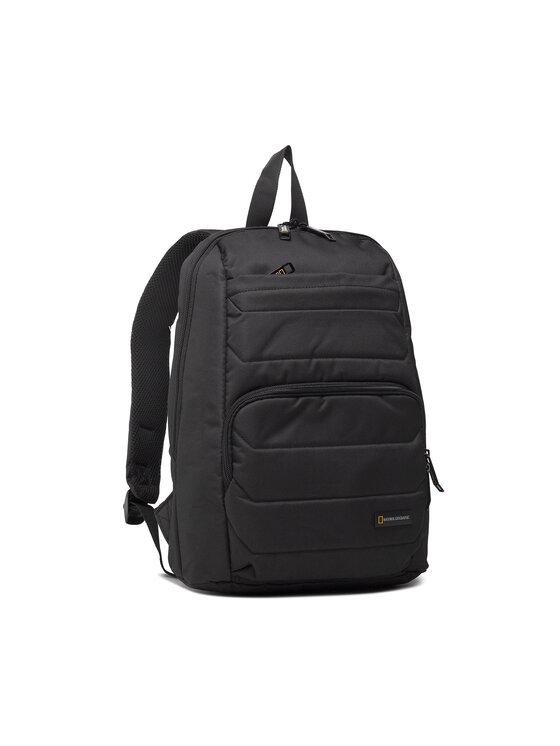National Geographic Kuprinė Female Backpack N00720 Juoda