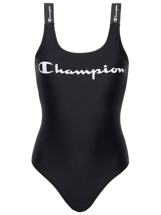 Champion Champion Maudymosi kostiumėlis 111544 Juoda