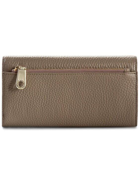 DKNY DKNY Nagy női pénztárca Tribeca Soft R9922308 Barna