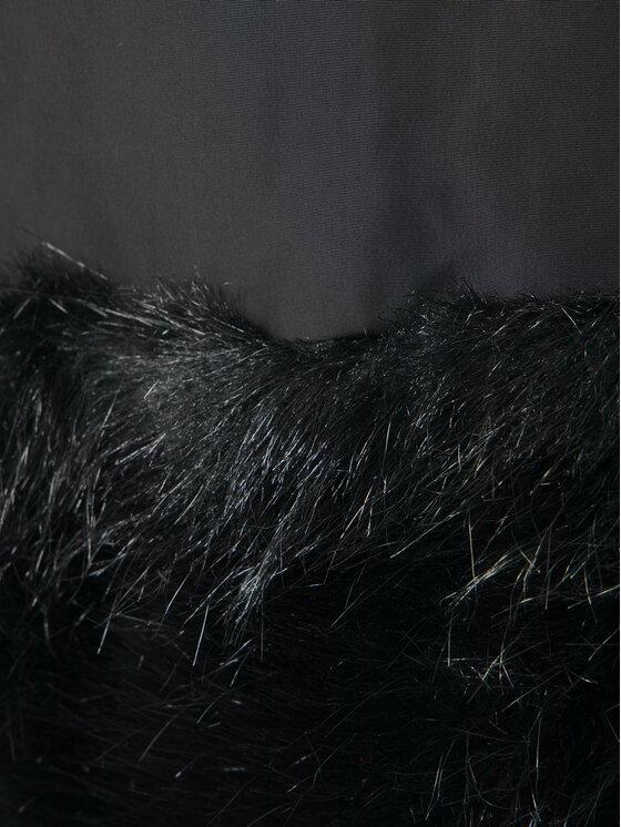Emporio Armani Emporio Armani Žieminis paltas 4NL30T 49901 999 Juoda Regular Fit