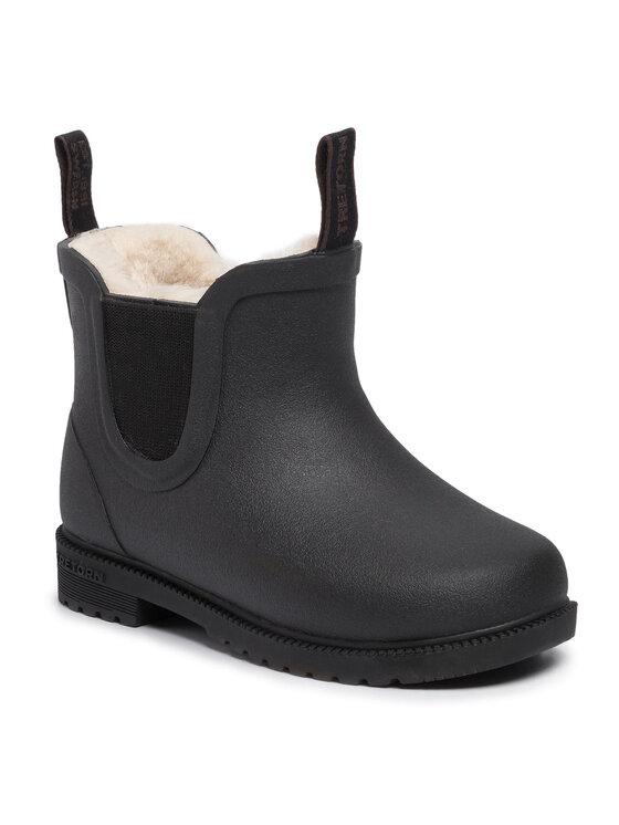 Tretorn Guminiai batai Kids Chelsea Winter 472633 Juoda