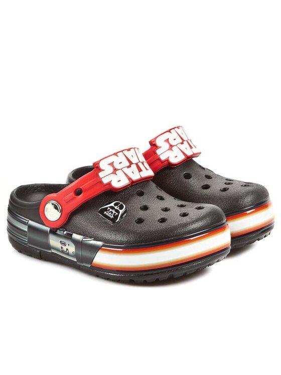 Crocs Crocs Šľapky Crocslights Star Wars Vader 16160 Čierna
