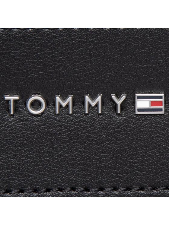 Tommy Hilfiger Tommy Hilfiger Torba na laptopa Th Downtown Super Slim Comp Bag AM0AM07216 Czarny