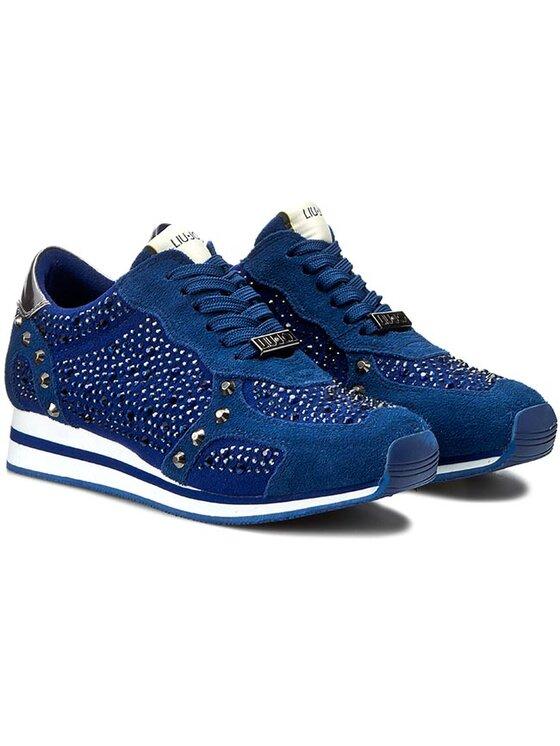 Liu Jo Liu Jo Sneakers Running Aura S65133 P0079 Blau