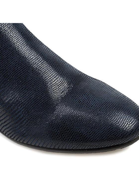 Nessi Nessi Μποτάκια με λάστιχο 46703 Σκούρο μπλε